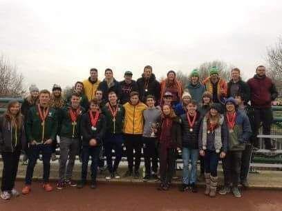 British University College Sports success